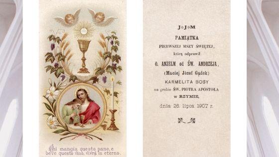 Kapłan człowiekiem modlitwy – Duchowość kapłańska wnauczaniu Sługi Bożego Anzelma Gądka OCD